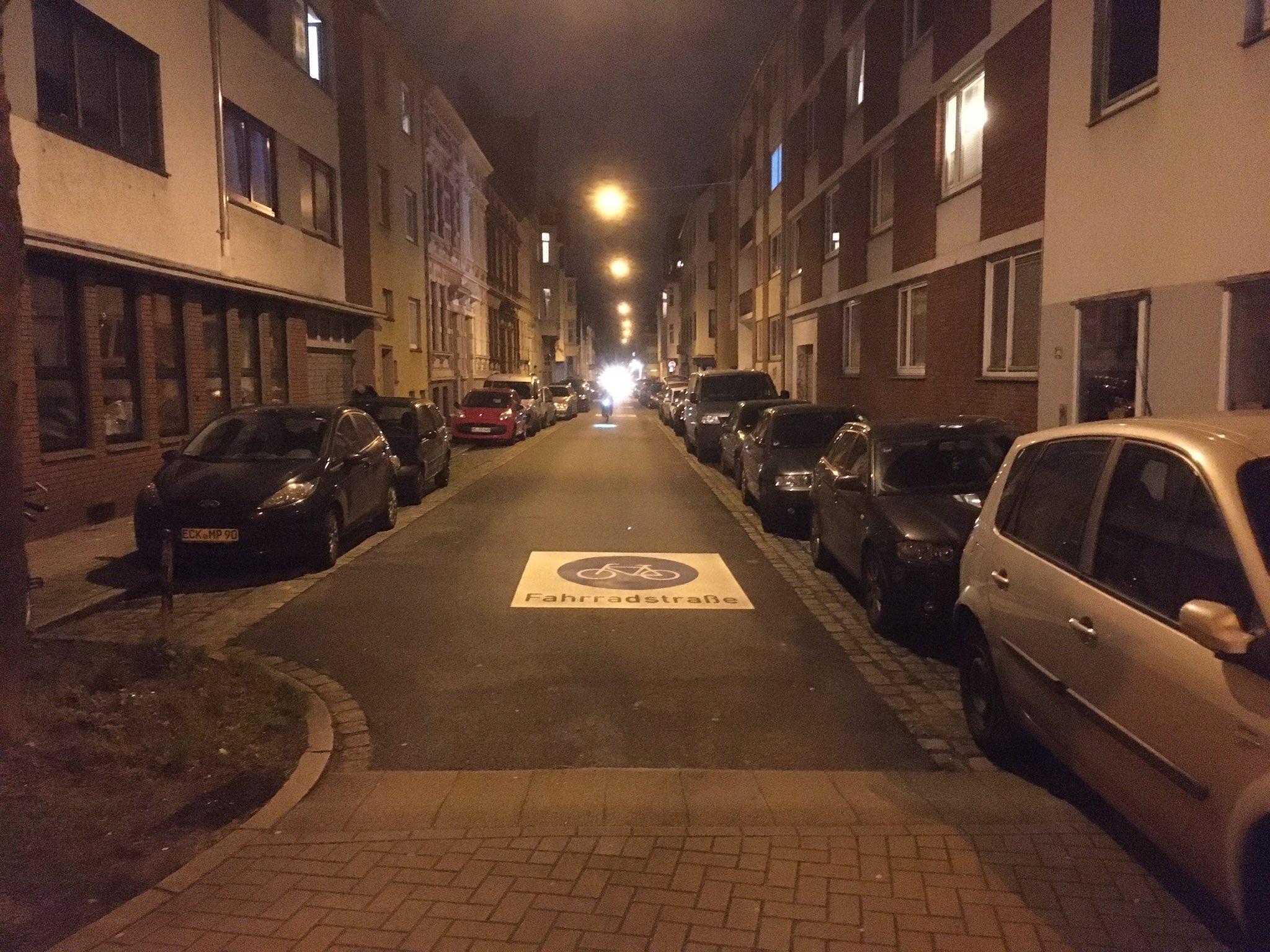 Radentscheid fordert mehr Fahrradstraßen und eindeutige Kennzeichnung
